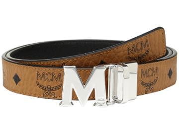Mcm - Color Visetos Flat M Belt