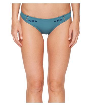 Roxy - Salty Roxy(r) Surfer Bikini Bottom