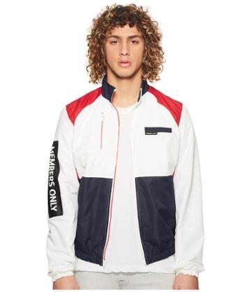 Members Only - Marathon Windbreaker Jacket