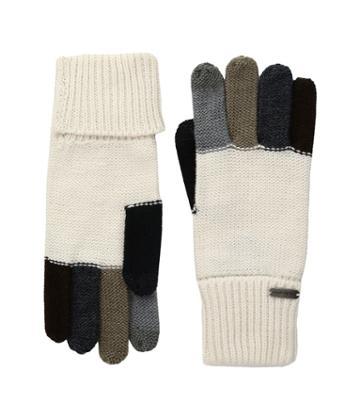 Steve Madden - Color Block Boyfriend Gloves