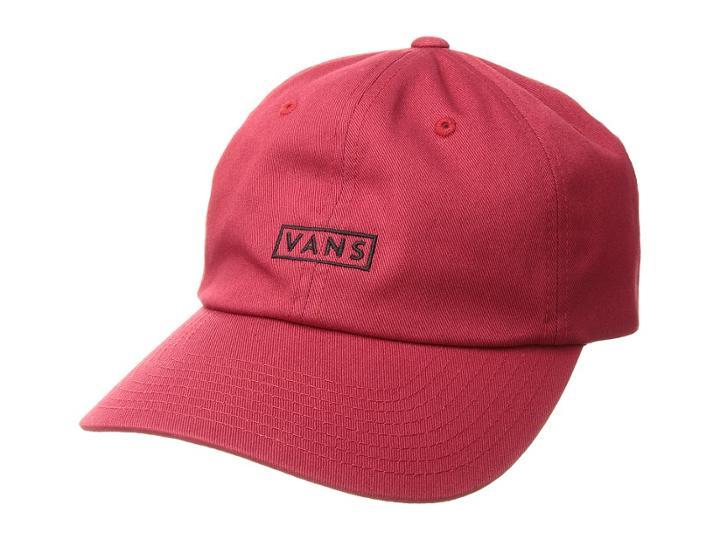 0c61438a82 Vans - Curved Bill Jockey Hat | LookMazing