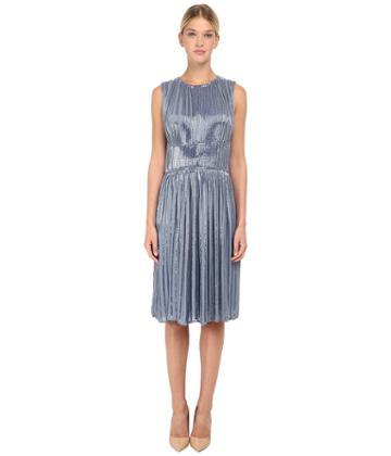 Zac Posen - Bugle Beaded Cocktail Dress