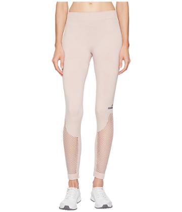 Adidas By Stella Mccartney - The Seamless Mesh Tights Bp6836