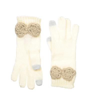 Betsey Johnson - Winter Bloom Gloves