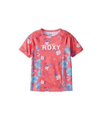 Roxy Kids - Simply Roxy Short Sleeve Rashguard