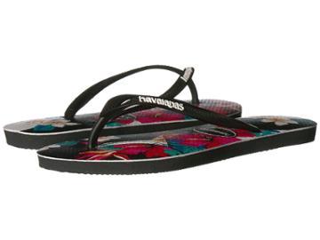 Havaianas - Slim Tropical Floral Sandal