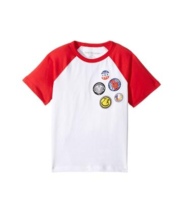 True Religion Kids - Patches Logo Tee Shirt