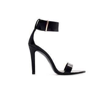 Zara Ankle Strap Sandal