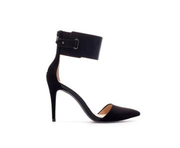 Zara High Heel Pointed Heel Shoes