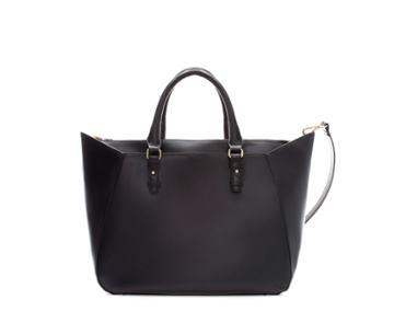 Zara Shopper Bag With Strap