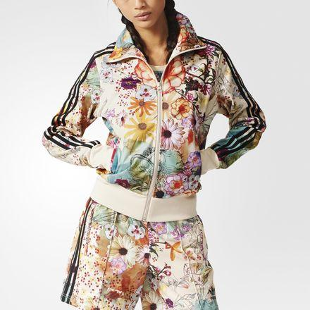 Adidas Firebird Track Jacket Multicolor