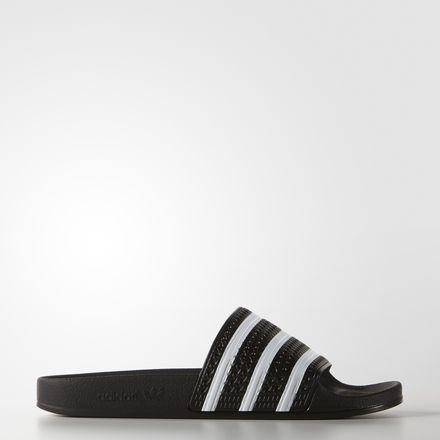 Adidas Adilette Slides Black