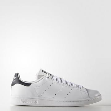 Adidas Stan Smith Shoes Whitenavy