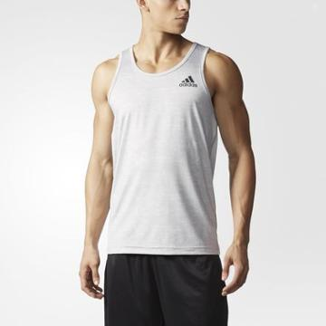 Adidas Team Issue Base Tank Top Grey