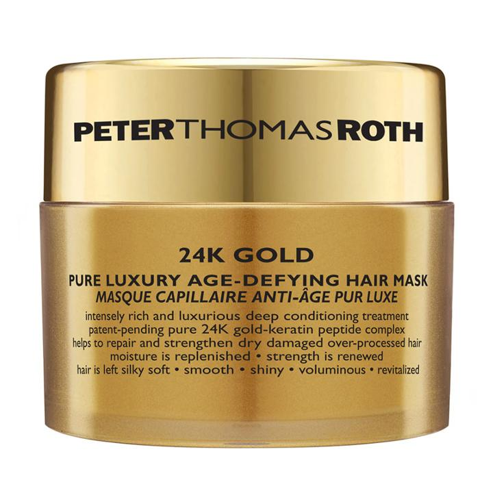 Peter Thomas Roth 24k Gold Pure Luxury Hair Mask Treatment