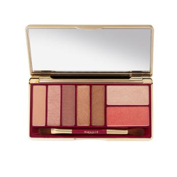 B-glowing Wanderess Fever Eye And Face Palette