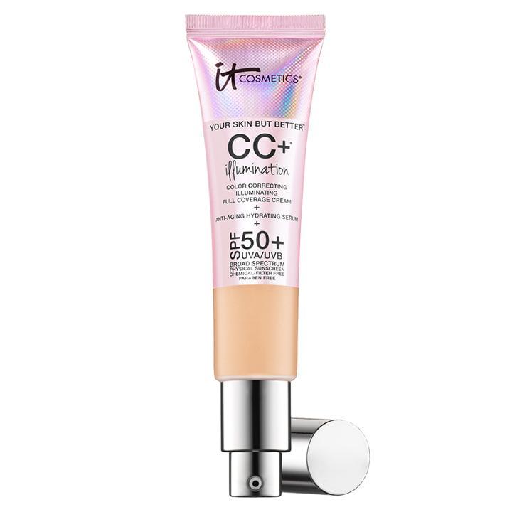 It Cosmetics Cc+ Cream Illumination With Spf 50+ - Fair
