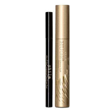 B-glowing Big Shots Redux Stay All Day® Waterproof Liquid Eye Liner & Huge™ Extreme Lash Mascara - Limited Edition ($45 Value)