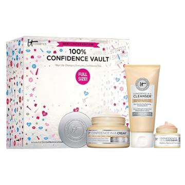 B-glowing 100% Confidence Vault Skincare Trio - Limited Edition ($73 Value)