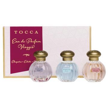 Tocca Eau De Parfum Viaggio Holiday 2016