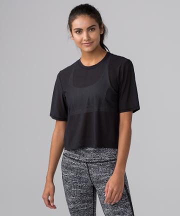 Lululemon Chase Me Short Sleeve