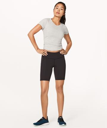 Lululemon Sweat Your Heart Out Short *8