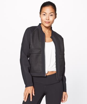Lululemon The Spaces In-between Bomber
