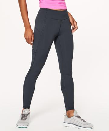 Lululemon Speed Up Tight *full-on Luxtreme 28
