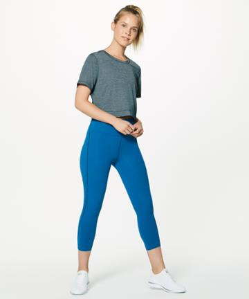 Lululemon Run The Day Short Sleeve