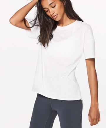 Lululemon Lightest Oversized Tee